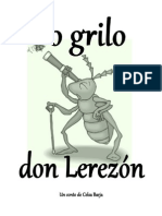 O grilo don Lerezón