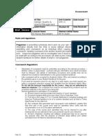 SQSM Assignment Brief Feb12