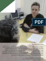 Articulação do Programa Bolsa Família e do Benefício de Prestação Continuada_2011