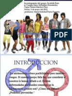 La Adolescencia y Sus Enfermedades