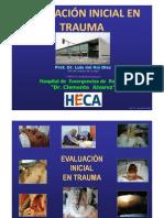 evaluacioninicialdeltraumatizadograve-110809180641-phpapp02