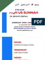 At-Taharah(3)-Ghusl-Tayammum-Haidh