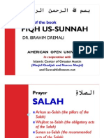 Salah(4) Pillars,Obligations,AndRecommendedActs