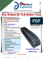 OTR Wheel Engineering New Holland EH 70.B Rubber Track May2012