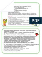 "MANUAL DE ESTIMULACIÃ""N de lenguaje"