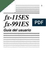 CASIOfx-115 ES