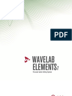 WaveLab Elements de 7