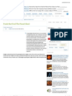 Foods That Feed the Pineal Gland ~ RiseEarth