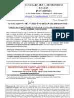 Comitato Referendum_comunicato