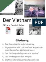 Der Vietnamkrieg-GFS Ppt2003