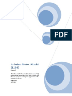 L298 Motor Shield Manual