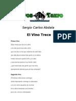 Abdala, Sergio Carlos - El Vino Trece