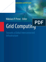 Grid Computing Towards a Global Interconnected Infrastructure 0857296752
