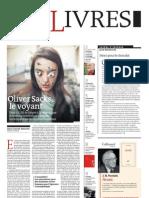 Supplément Le Monde des livres 2012.02.03