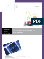 Outlook 2007 Over View(User Guide)
