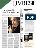 Supplément Le Monde des livres 2012.03.23