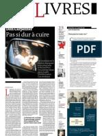 Supplément Le Monde des livres 2012.04.06