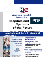 Hospitals Care Systems of Future