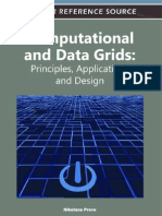 Computational and Data Grids Principles, Applications, and Design 1613501137