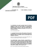 ACP - Direito Do Estrangeiro Ao Beneficio de Prestacao Conti