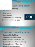 5 Stages of Counseling Proses