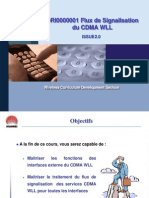(French) ORI000001 Flux de Signal is at Ion Du CDMA WLL ISSUE2.0