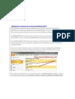 Administrar Cuentas de Correo en Outlook 2010