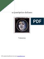 Valentino - El Panóptico Daliano