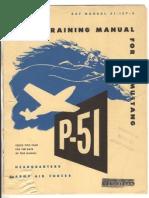 34811808 North American P 51 Mustang Pilot Training Manual