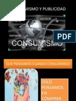 COMSUMISMO Y PUBLICIDAD