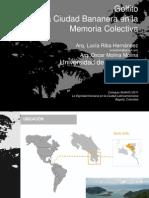 Golfito, Ciudad Bananera en La Memoria Colectiva