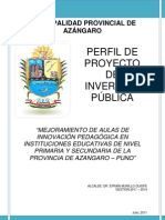 PERFIL PIZARRAS DIGITALES