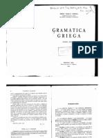 Gramática Griega Ferriol
