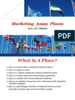 Marketing Asian Places
