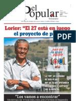 El Popular N° 182 - 18/5/2012