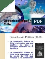 Organización política de Chile 6°
