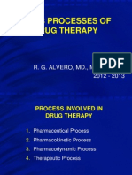 Basic Process of Drug Therapy CP