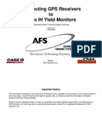 Adding GPS to AFS Combines