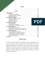 Trabajo de Gerencia Industrial (La Empresa)1