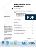 Ocean Acidification Teacher Guide