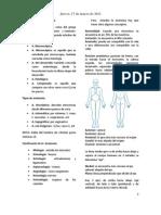 1. Generalidades de anatomía