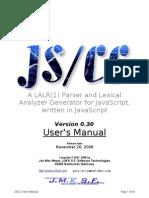 Jscc Manual