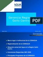 3. La Cna y El Agua en Veracruz