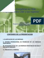 Políticas Energéticas en Chile. Propuestas para Chile y sus regiones