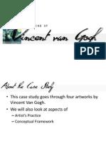 Vincent Van Gogh Presentation