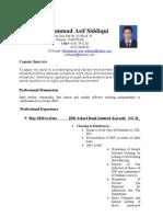 Asif Cv Updated