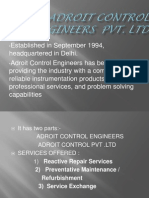 Adroit Control Engineers Ltd