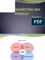 Service Marketing Mix