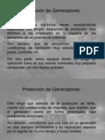 Protección de generadores  Parte 1