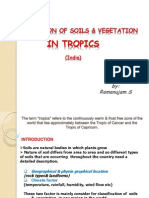 Soila & Vegetaion Types in Tropics-ram19!04!12